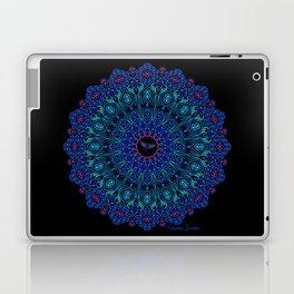 Tribal Manta Mandala Laptop & iPad Skin