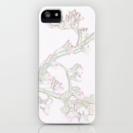 Blossom iPhone Case