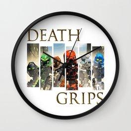 Death Grips Wall Clock