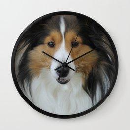 Lassie-ish Wall Clock