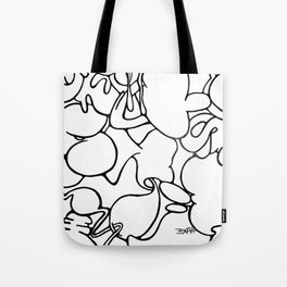 Sequences Three Tote Bag