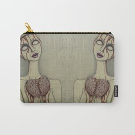 You're Always on My Mind Carry-All Pouch