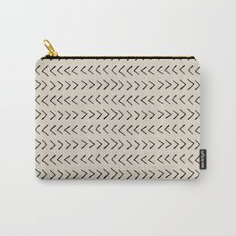 Arrows on Bone Carry-All Pouch