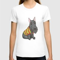 rasta T-shirts featuring Rasta Scottie by Lisidza's art