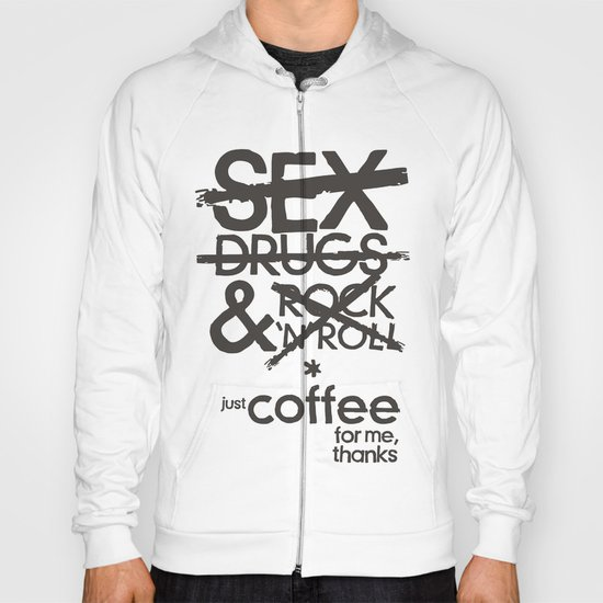 Just Coffee Hoody