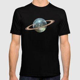 Saturn Disco II T-shirt