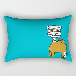 Bandage Camel Rectangular Pillow