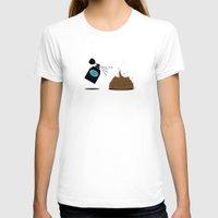 3d T-shirts featuring 3D by Viktor Hertz