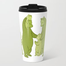 Bear family of Five Travel Mug