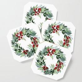 Holly Berry Coaster