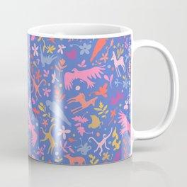 Frid Menagerie in Azul Coffee Mug