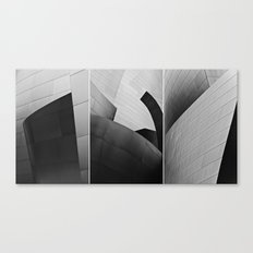 Gehry Canvas Print
