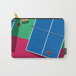 PINGPONG_OL Carry-All Pouch