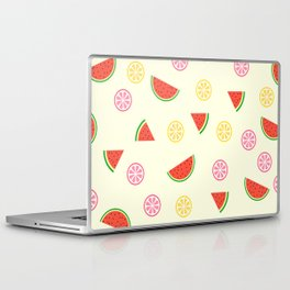 Lemons and watermelons Laptop & iPad Skin