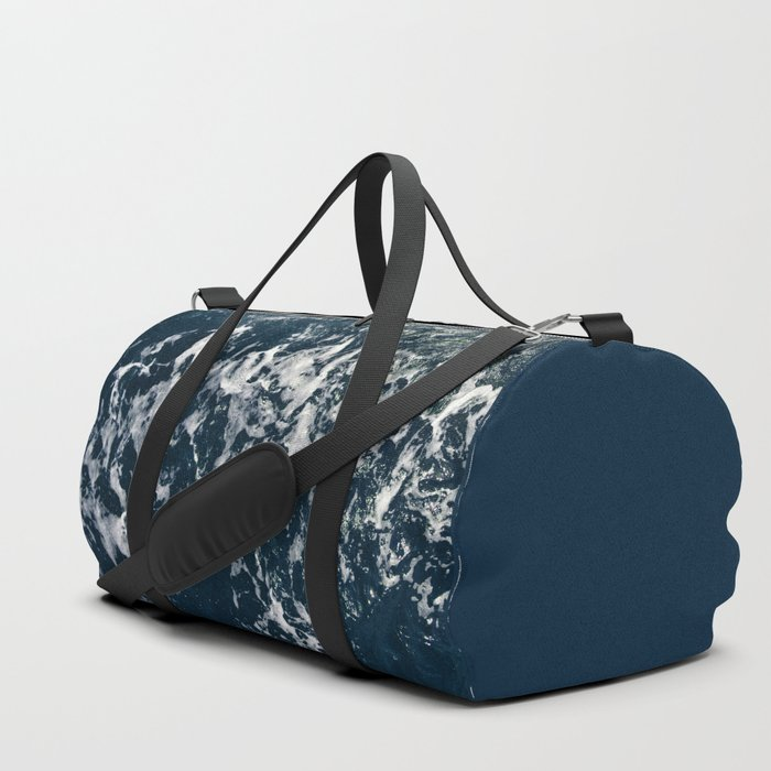Blue Sea Duffle Bag