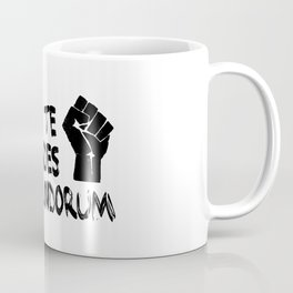 Nolite te bastardes Carborundorum - Handmaid's Tale Coffee Mug