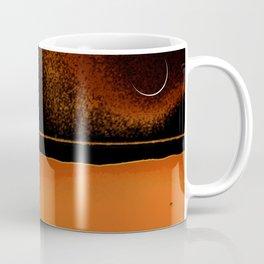 March New Moon Coffee Mug