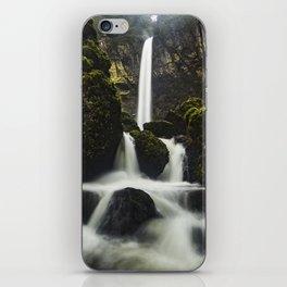 Elowah Falls, Horizontal iPhone Skin