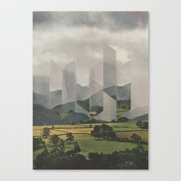 new horizons no.9 Canvas Print