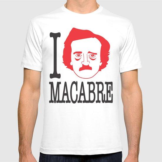 I __ Macabre T-shirt