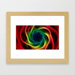 Acumen Framed Art Print