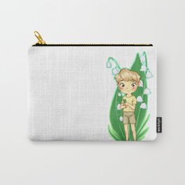 Youngjae Lily of the Valley Carry-All Pouch
