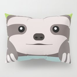 Sloth Baby Pillow Sham