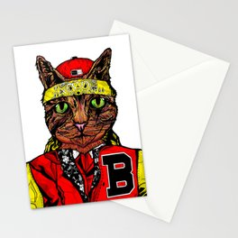 Thai Cat Stationery Cards