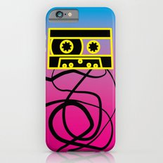 80's problems: Cassette Tape Slim Case iPhone 6s