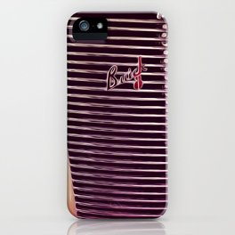 A Little Bit of Buick iPhone Case