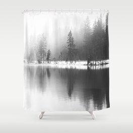 Rhythm of Nature Shower Curtain