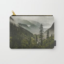 Mountain Valley of Forever Carry-All Pouch
