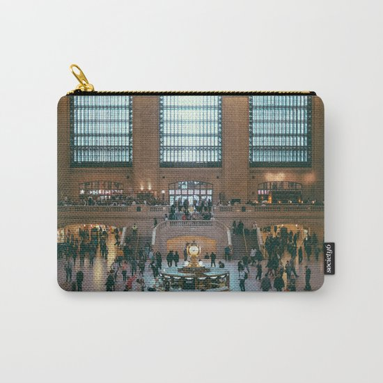The Amazing Grand Central Station II Carry-All Pouch