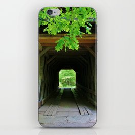 In And Out Of Bridge iPhone Skin