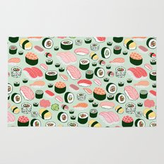 Sushi Love Rug