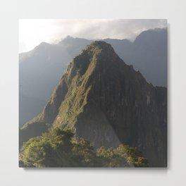Huayna Picchu Metal Print