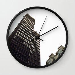 Way Up Wall Clock
