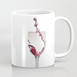Relax, there's wine! Coffee Mug