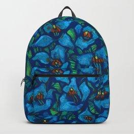 The Blue Puya Backpack