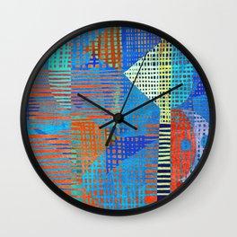 Fishing Nets  Wall Clock
