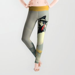 Lord Puffin Leggings