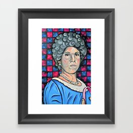 Thelma Harper (Mama)  Framed Art Print
