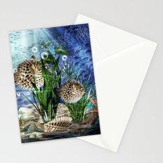 Kugelfische Stationery Cards