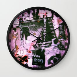 form Wall Clock