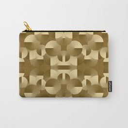 Circles Collide Carry-All Pouch