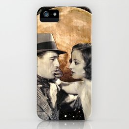 Come Lie With Me iPhone Case