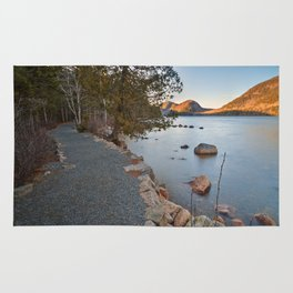 Jordan Pond Trail Rug