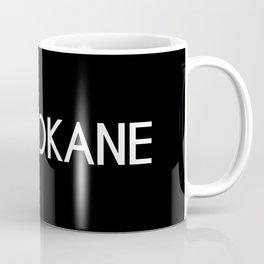 Spokane, Washington Coffee Mug