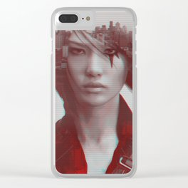 Mirror's Edge Catalyst v2 Clear iPhone Case
