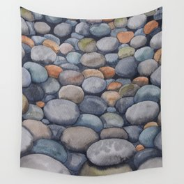 Watercolour relaxation Wall Tapestry